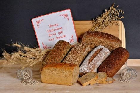 Vollkornbrote - Bäckerei Kirchgasser, Radstadt
