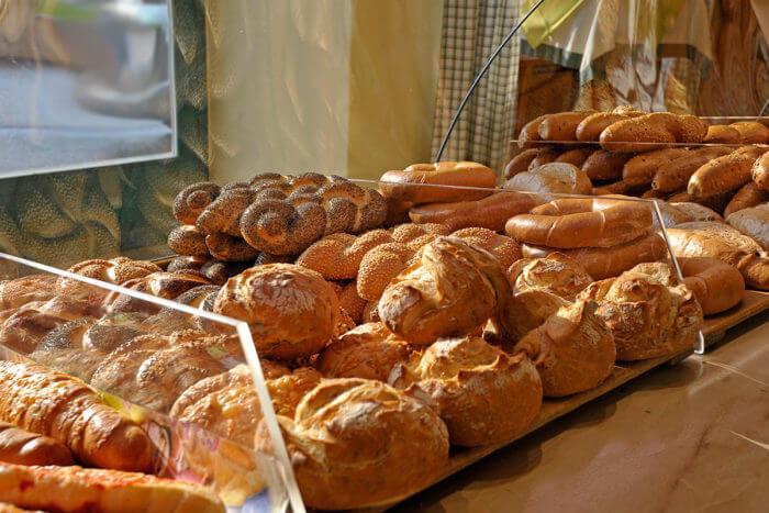 Lieferservice der Bäckerei Kirchgasser