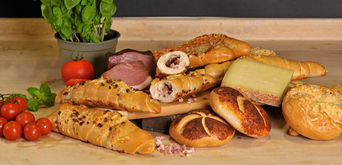 Jausengebäck - Bäckerei Kirchgasser, Radstadt